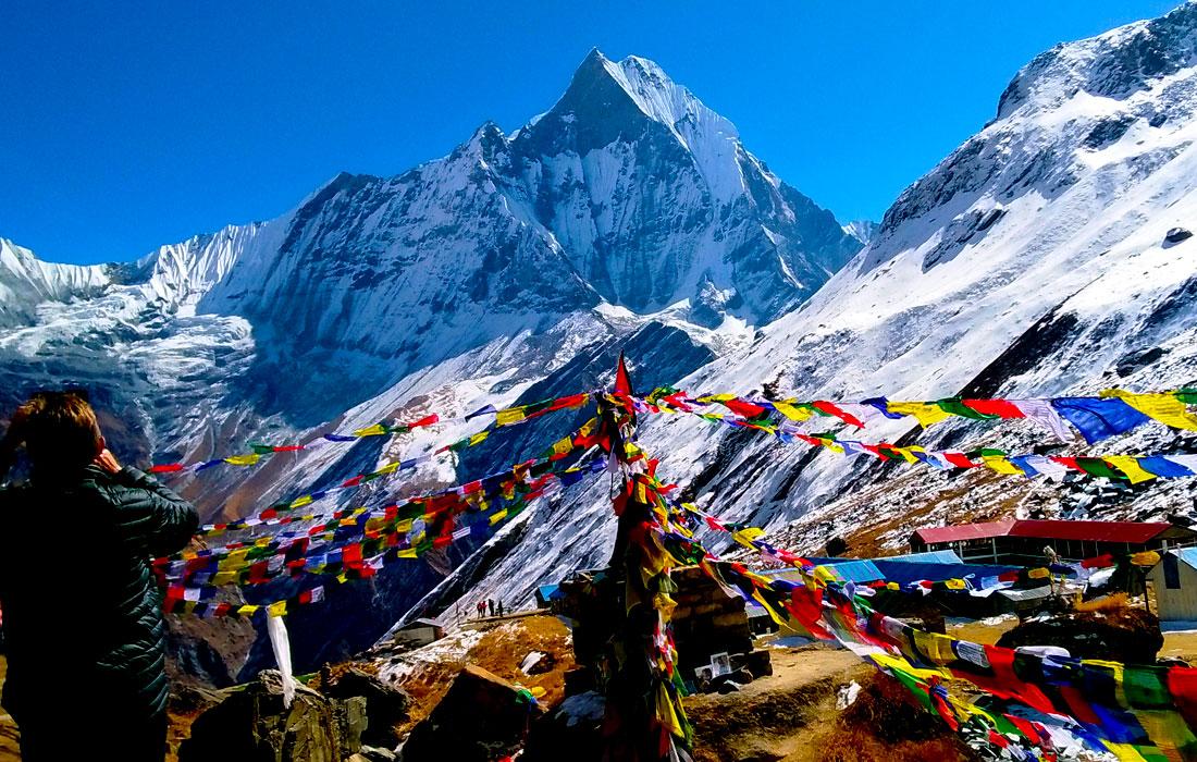 10 Days Treks In Nepal