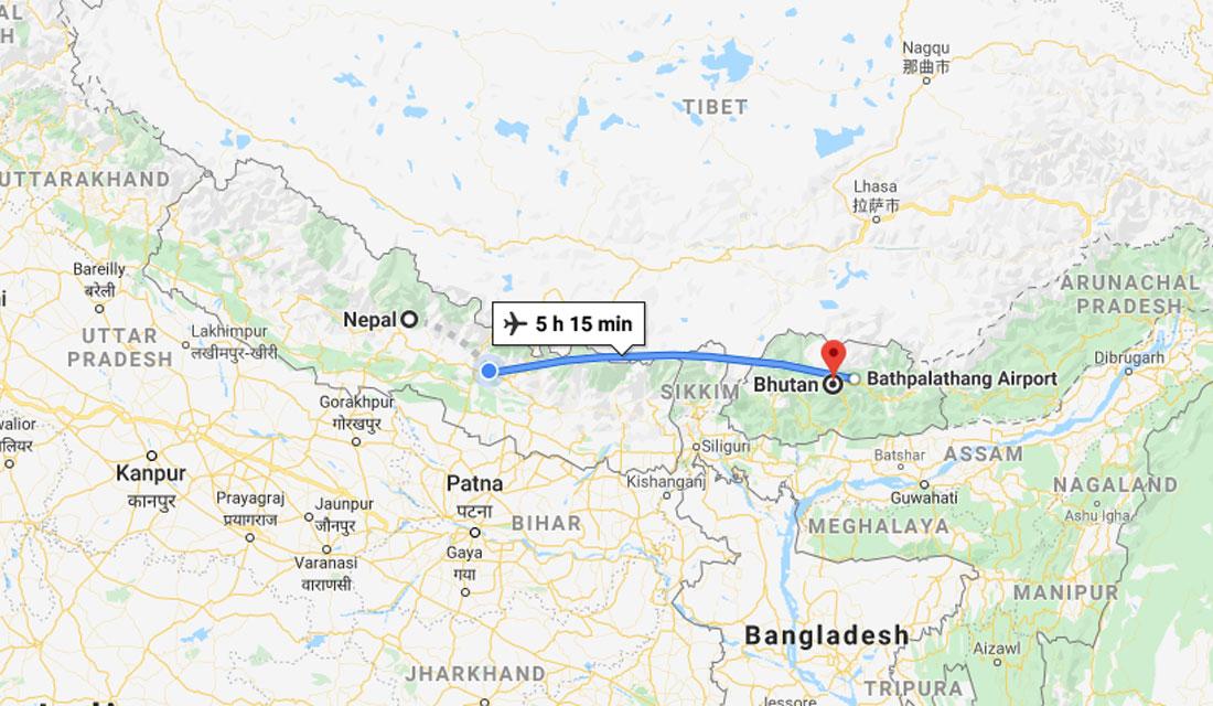 12 Days tour in Nepal Bhutan