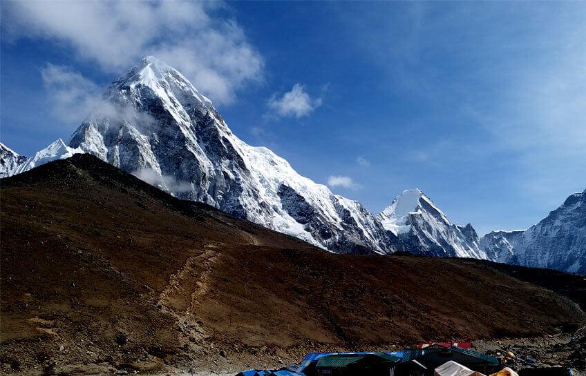 Fly to Everest Base Camp