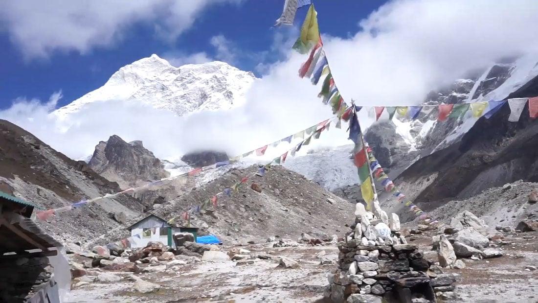 Makalu Region of Nepal