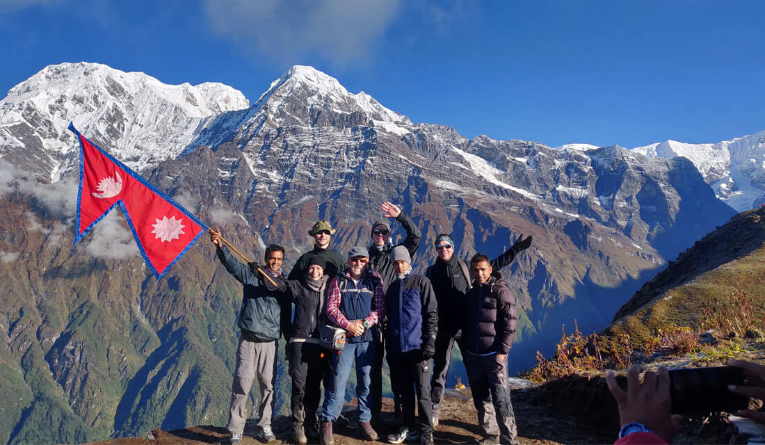 Mardi Himal Trek Blog