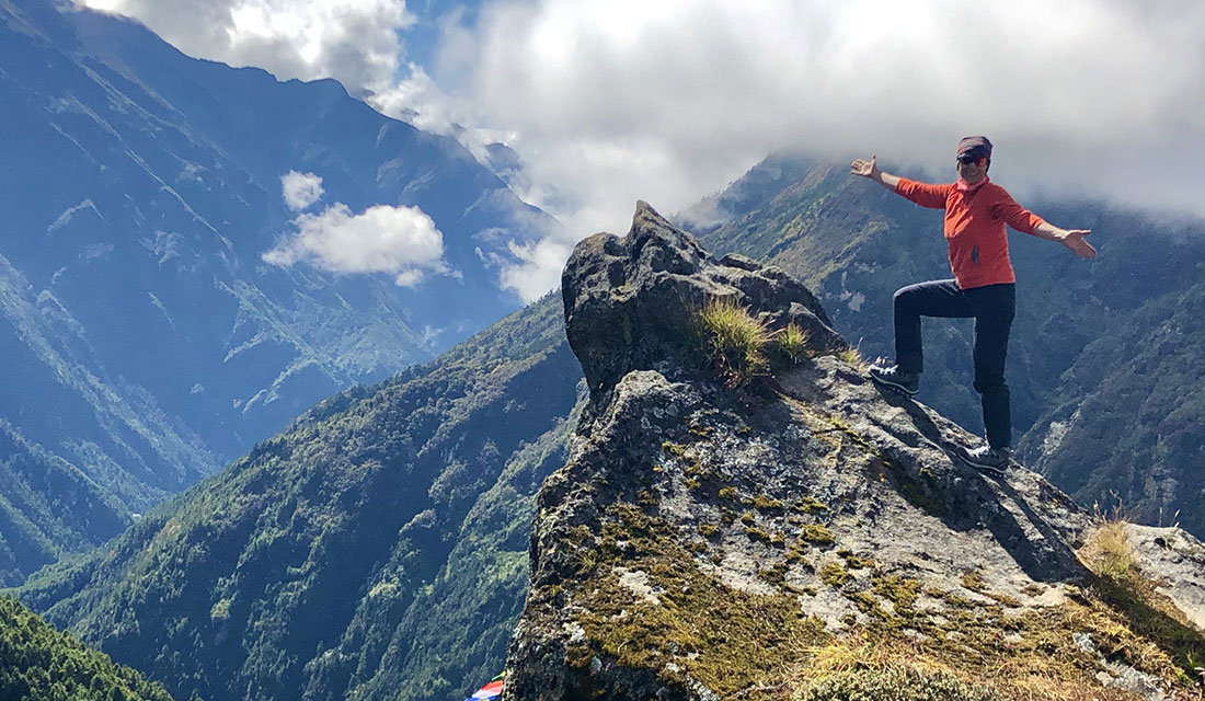 Solo Female Travel Nepal