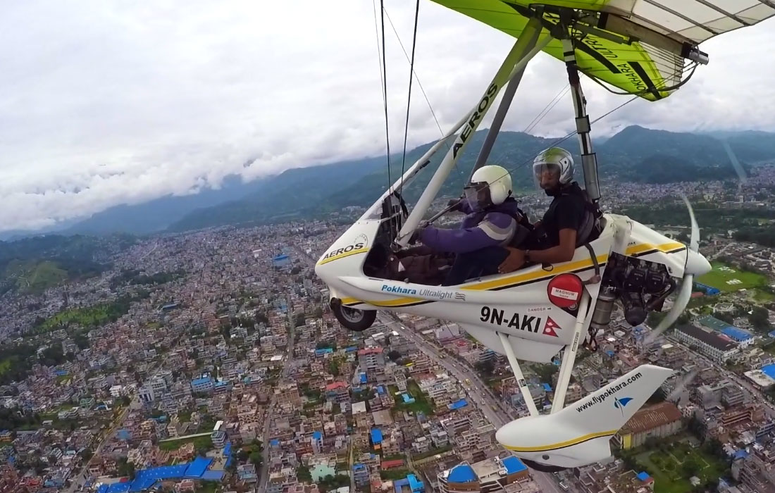 Ultra-Flight-in-Pokhara