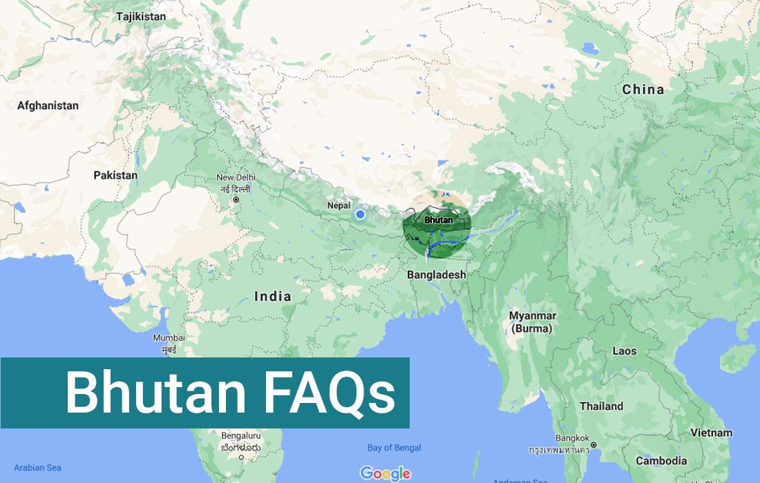 bhutan-faqs