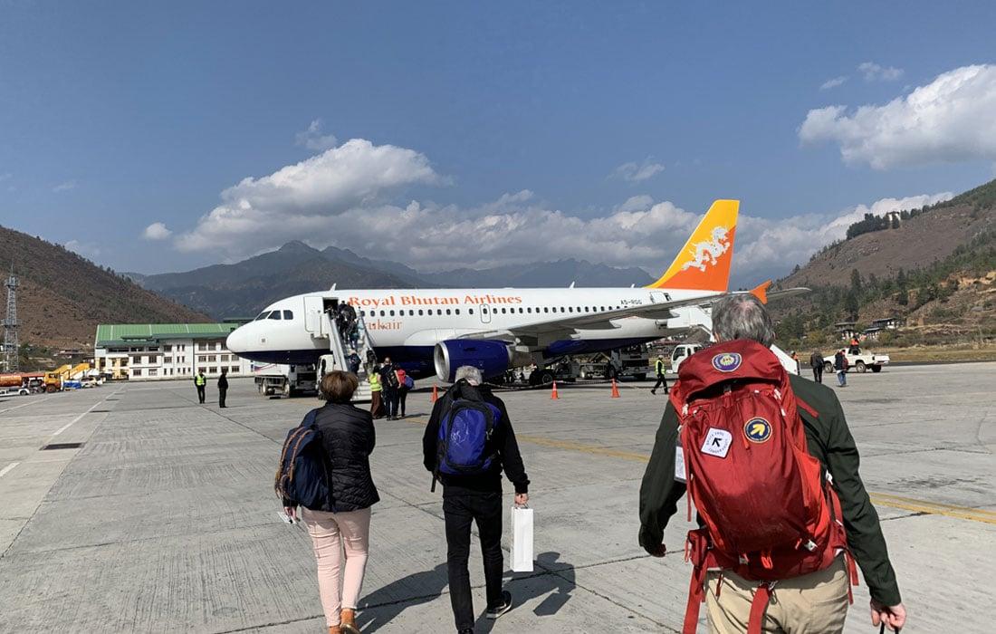 Bhutan Tour From Nepal