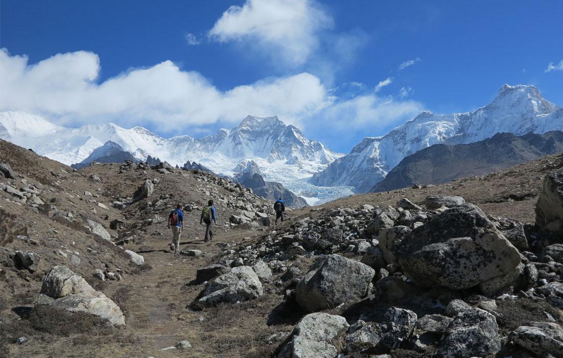 Mountain Passes of Nepal