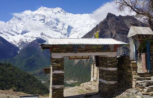 Annapurna Circuit Trek- Manang