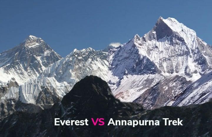 Everest-Vs-Annapurna-Trek