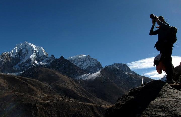 Filming Tour Nepal