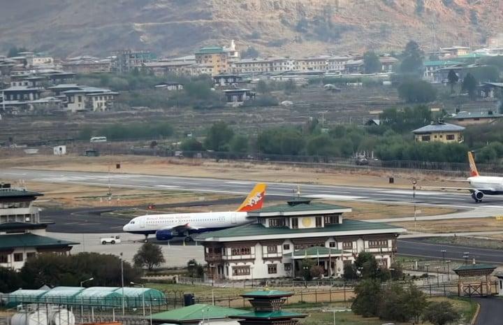 Paro International Airport