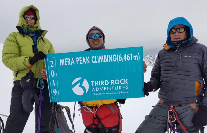 Mera Peak Climb