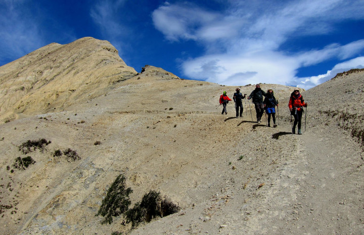 Best Upper Mustang Trek Itinerary for 2021