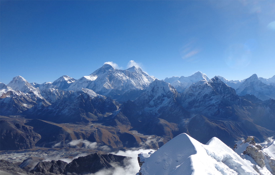 highest mountains in nepal