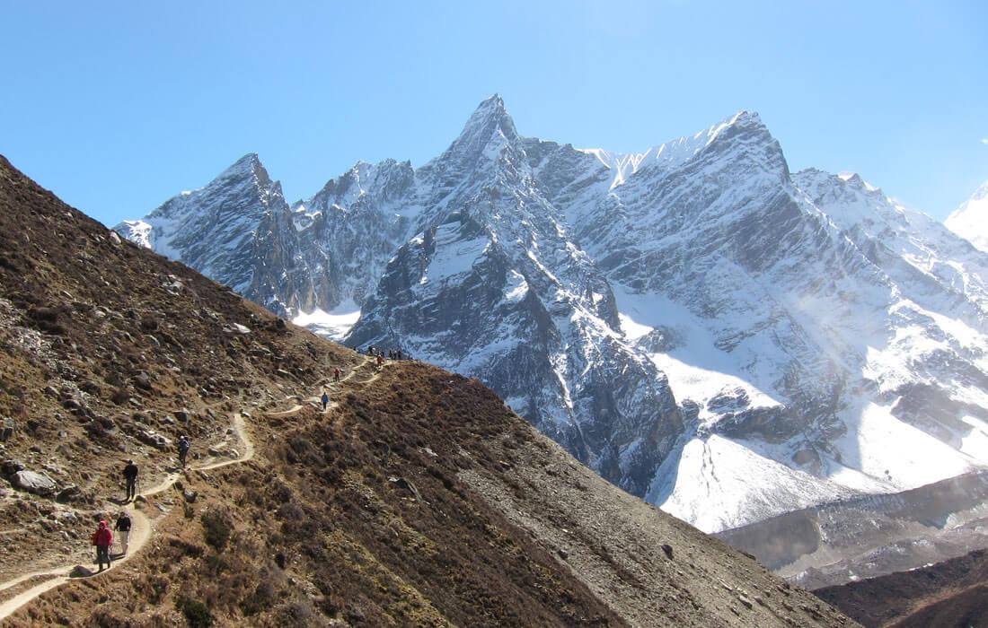 Manaslu Region of Nepal