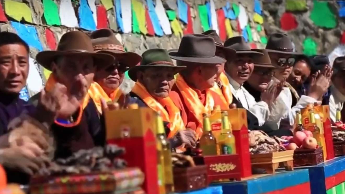 Losar Festival in Tibet