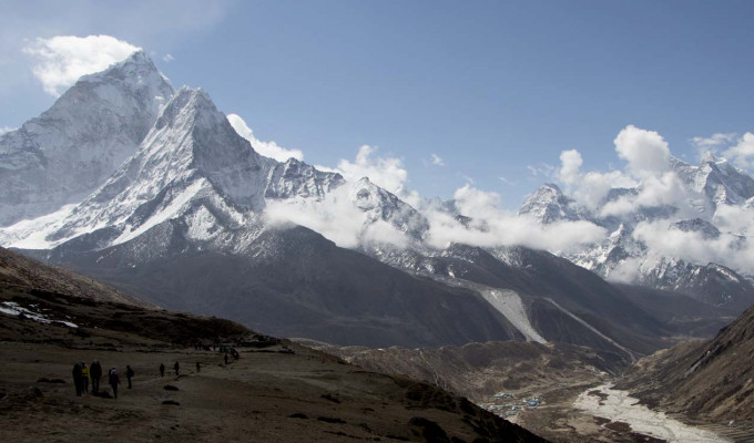 Climate of Nepal