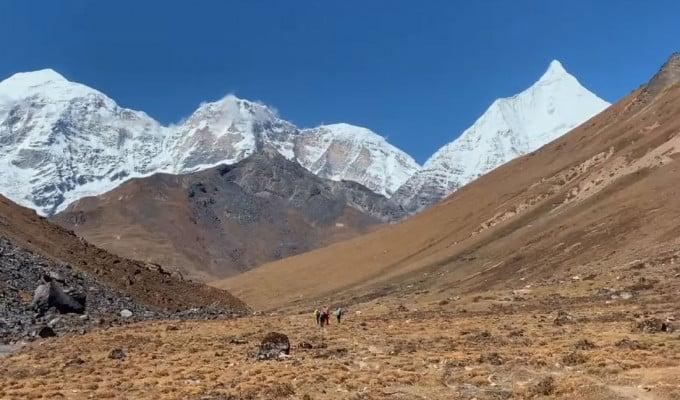 Bhutan Trekking Season