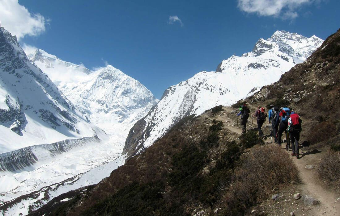 Trekking n Nepal