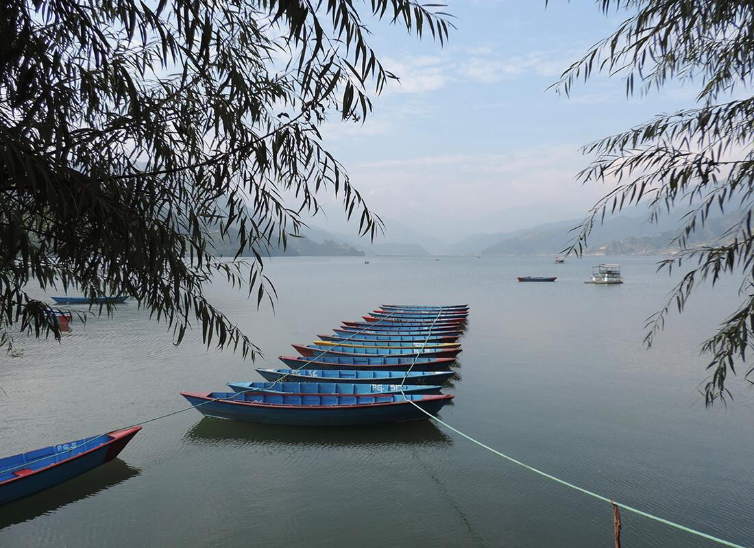 pokhara-phewa-lake