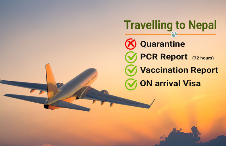 Report Required for Tourist visiting Nepal