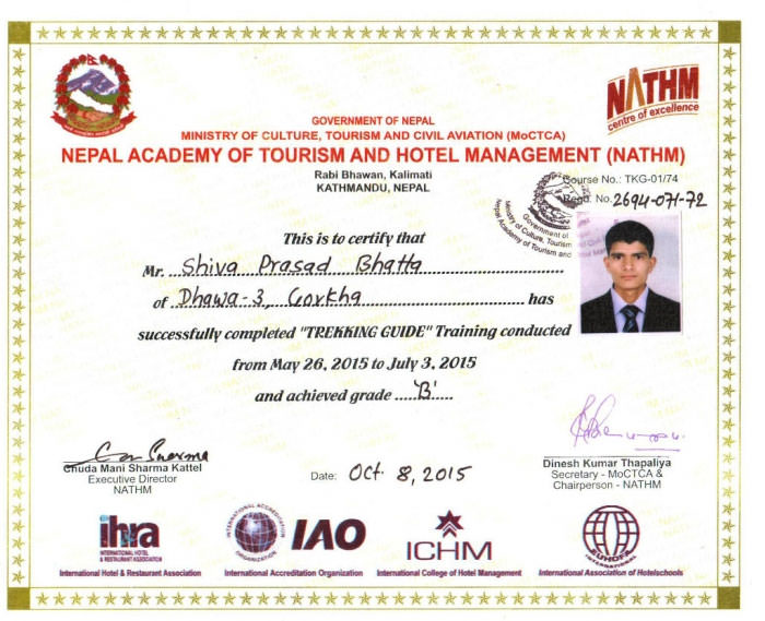 Shiva-Bhatta-Nepal-academy-tourism-and-hotel-Management