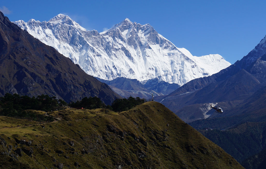 EBC Trek - Hike to the Highest Place on Earth