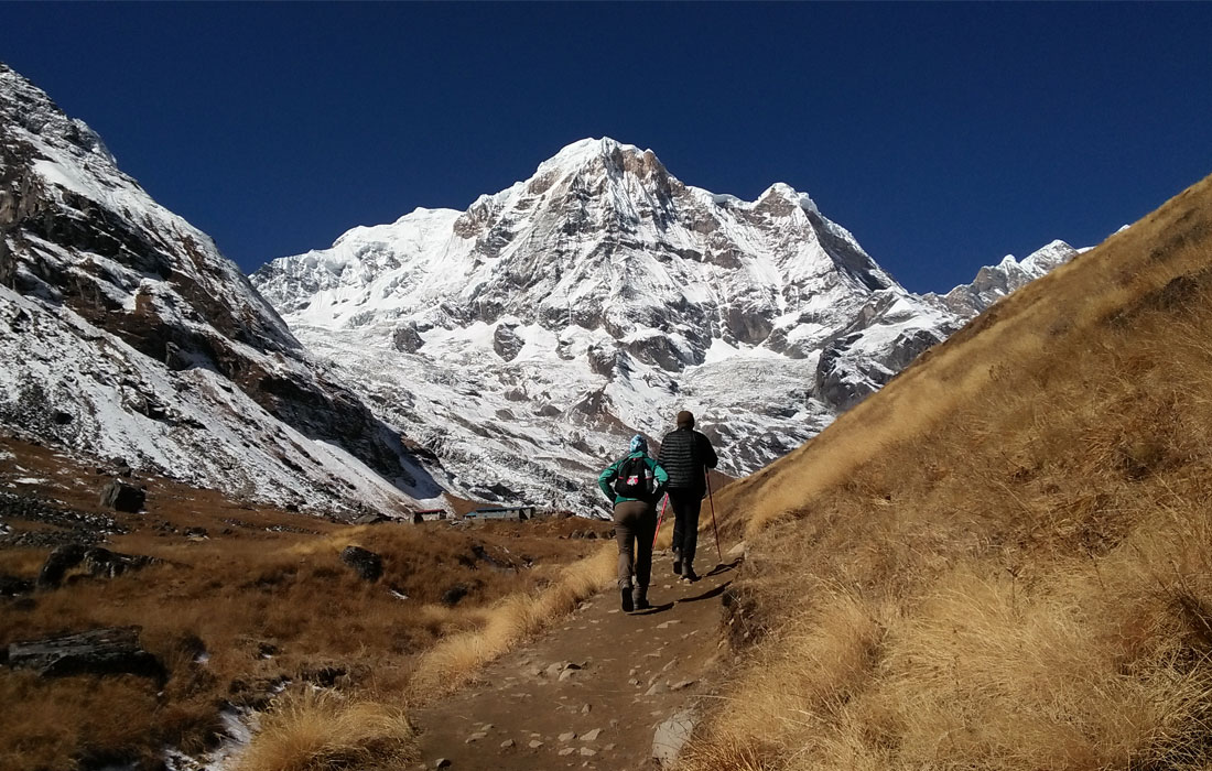 ABC Trek - The Best introduction to the Nepal Himalaya