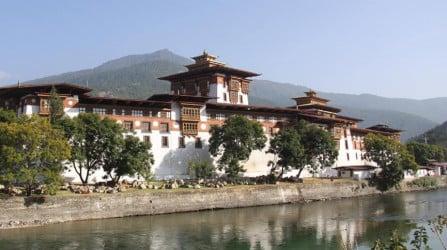 Punakha-Dzonga