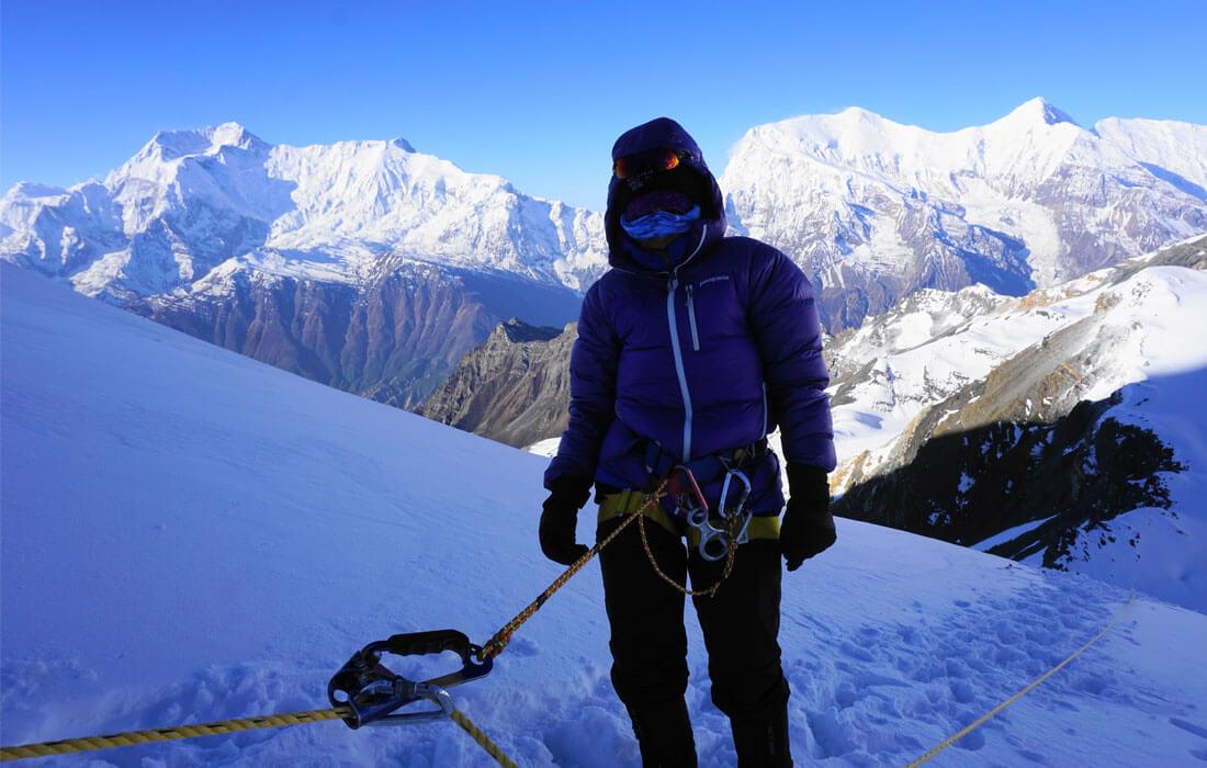 Chulu Far East Peak Summit Day
