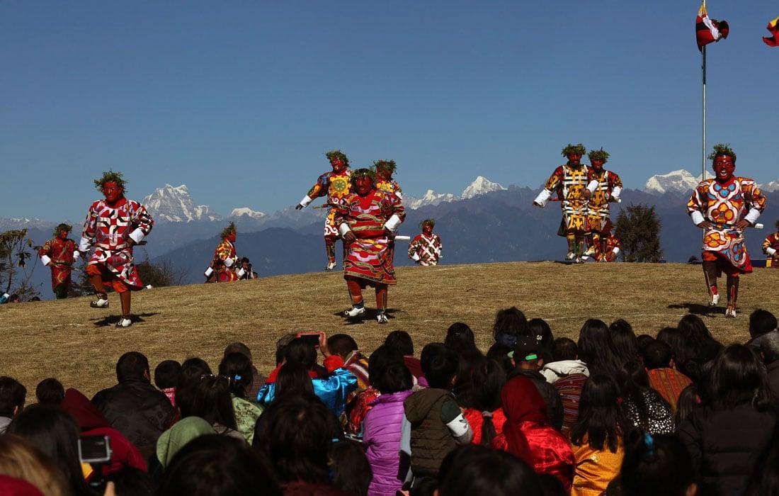 Druk Wangyel Festival
