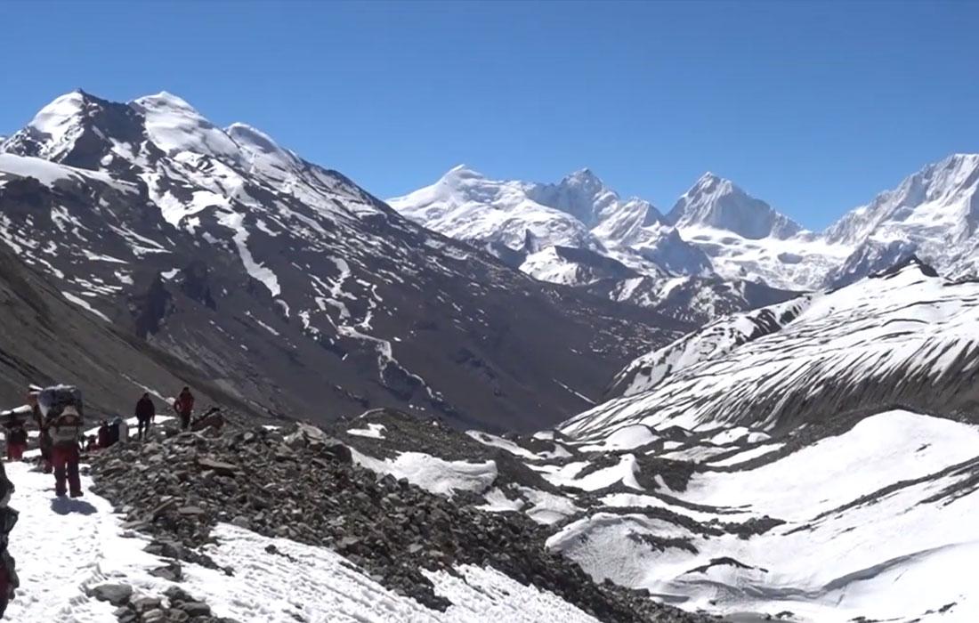 Saribung-Peak-Base-Camp