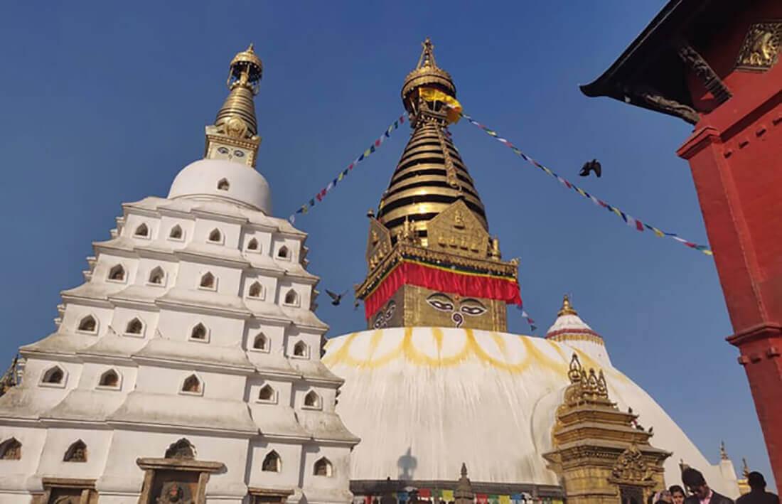 Swayambhunath Sstupa