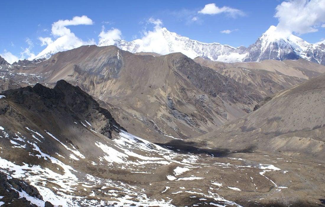 Yeli La Pass Bhutan