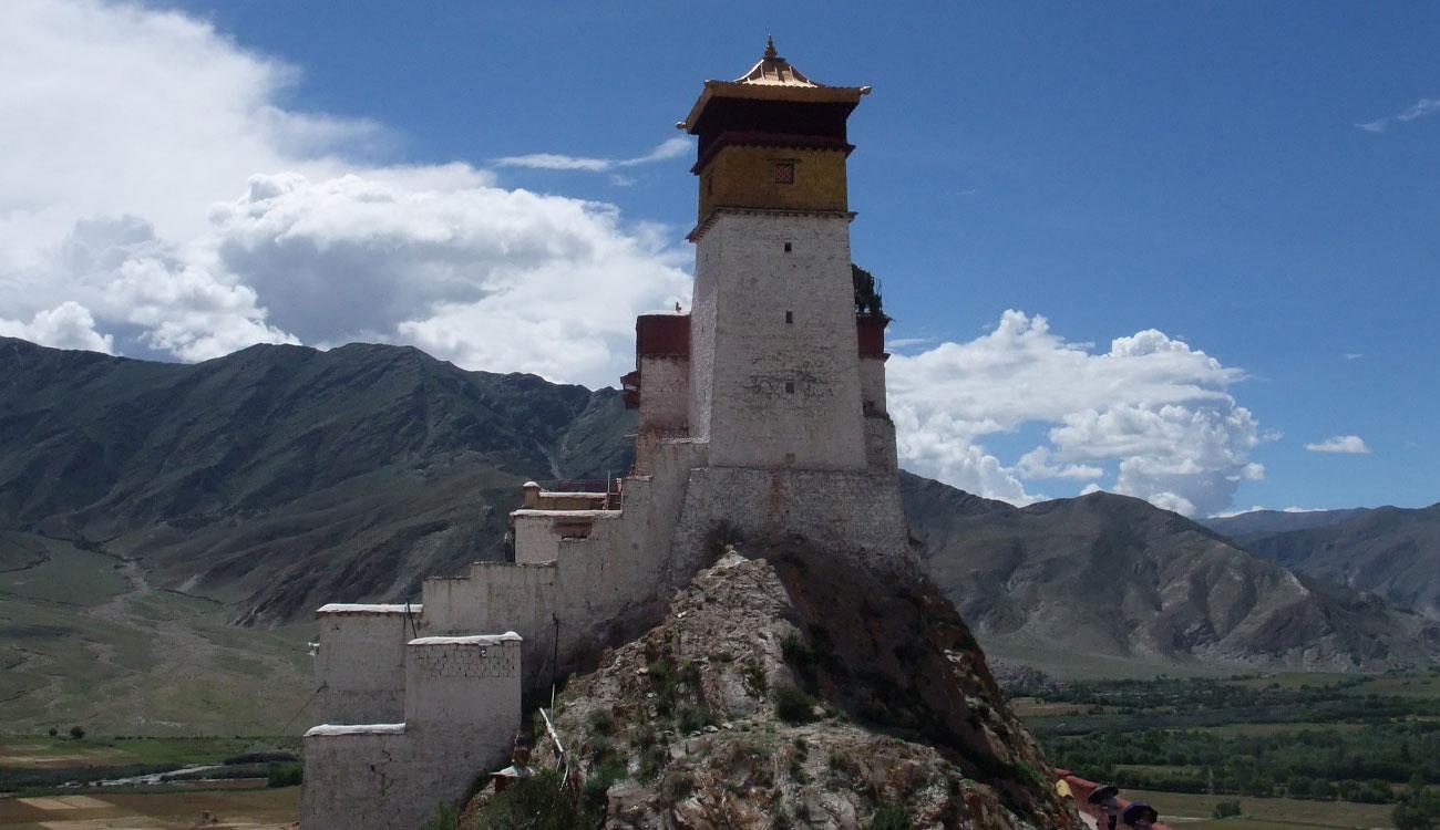 Yumbulhakhang Palace