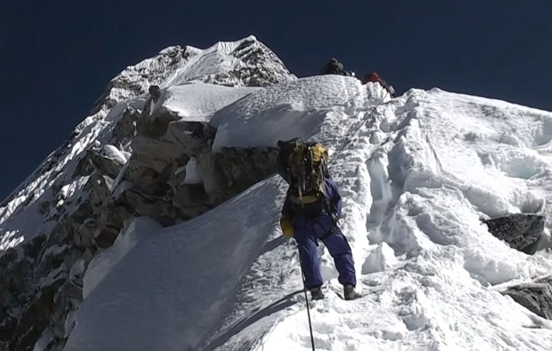 Ama Dablam Peak Summit
