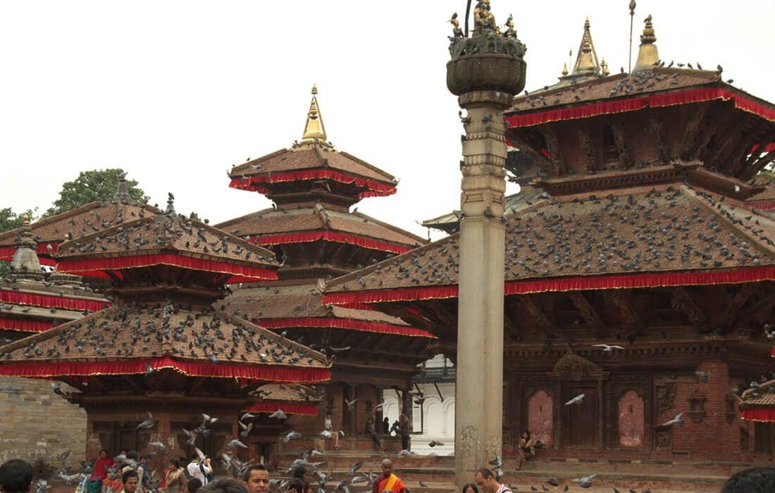 Basantapur Durbar Square, Kathmandu
