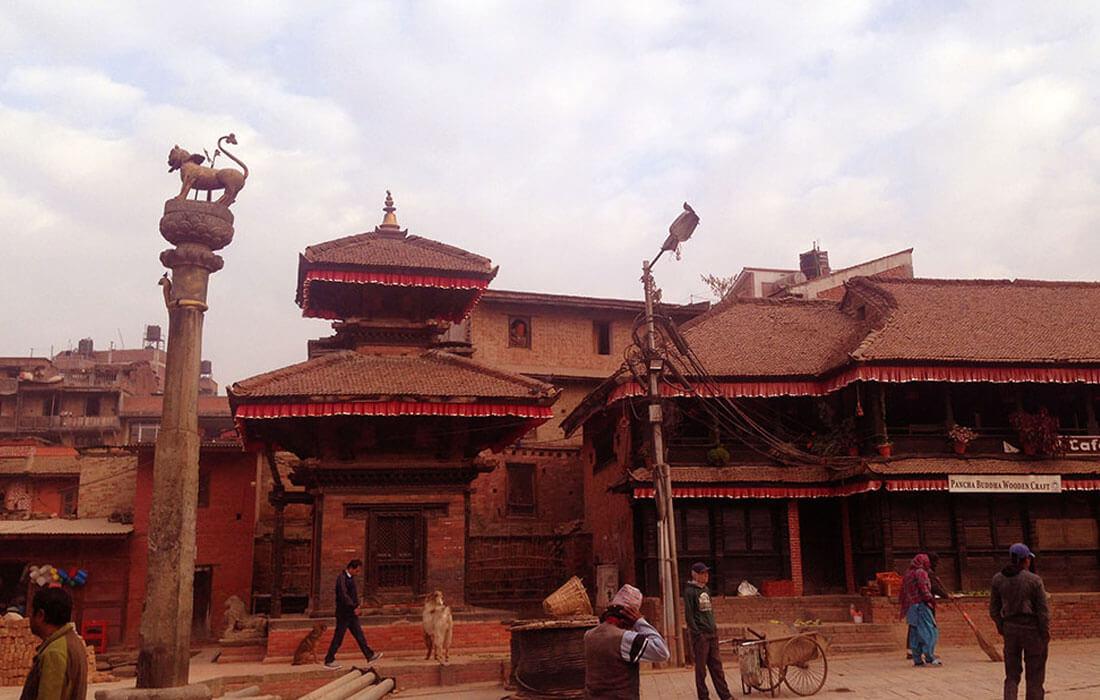 Bhairavnath Temple, Bhaktapur Durbar Square