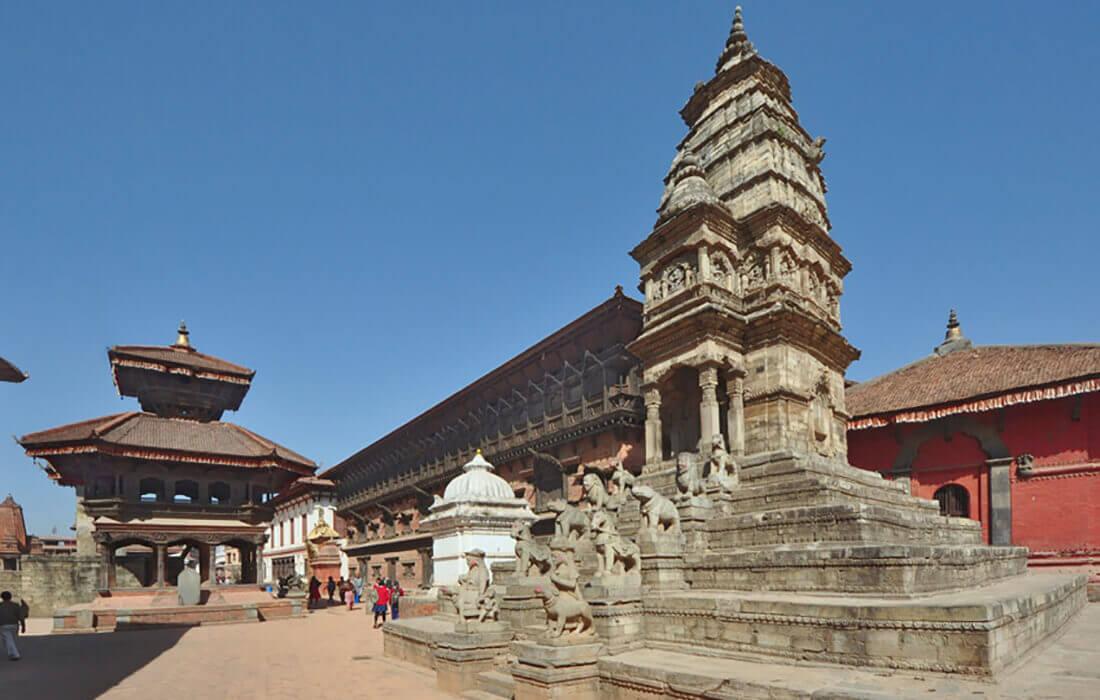 Siddhi Lakshmi, Bhaktapur