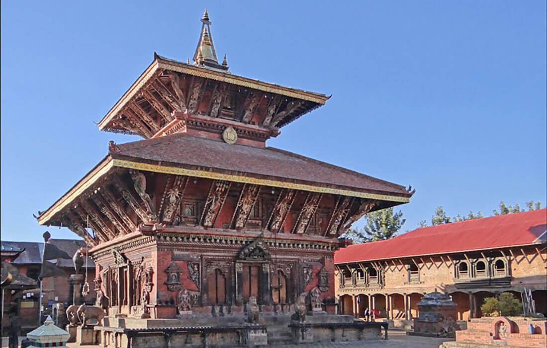 Changunarayan Temple - The ancient Hindu temple of nepal