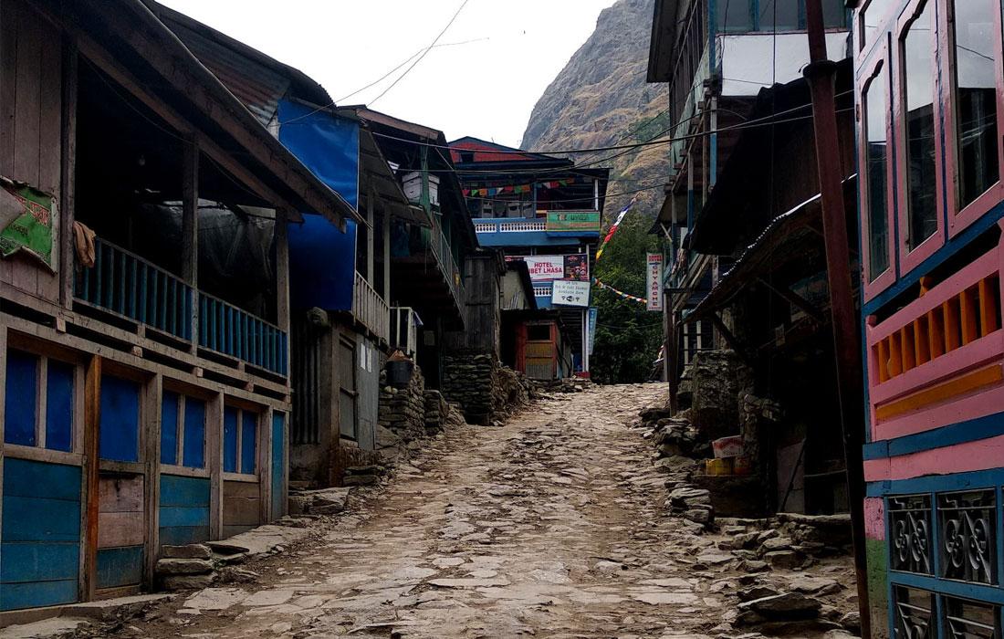 chanje village