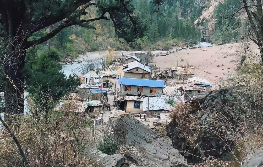 Chehepka Village