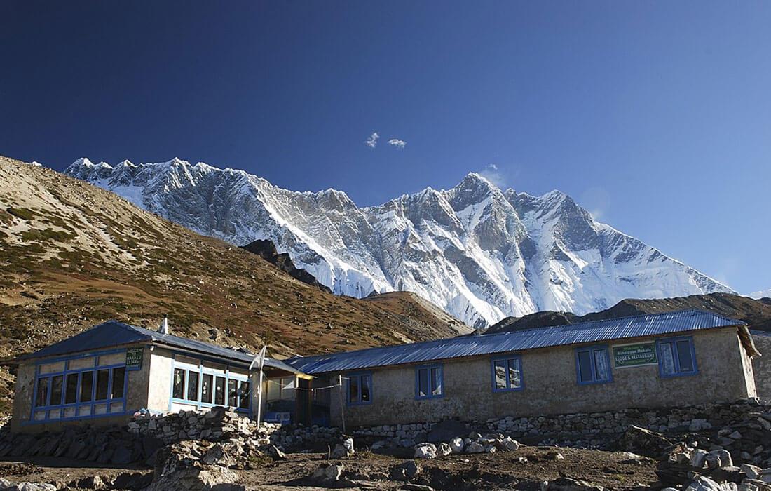 Chhukung Village