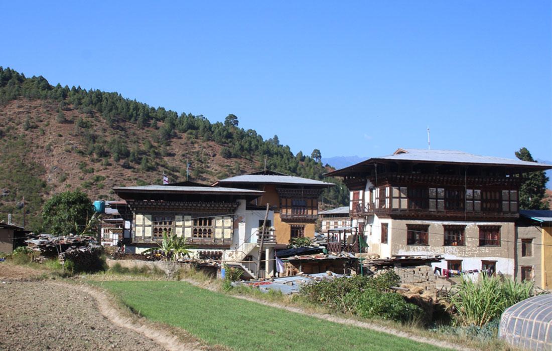 Chimi Lhakhang, Punakha
