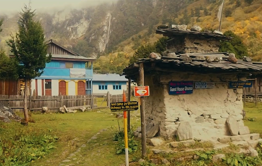 Gunsa Village