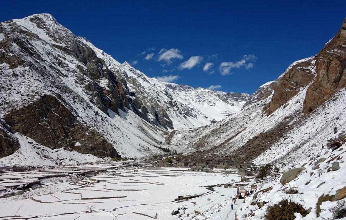Halji Village