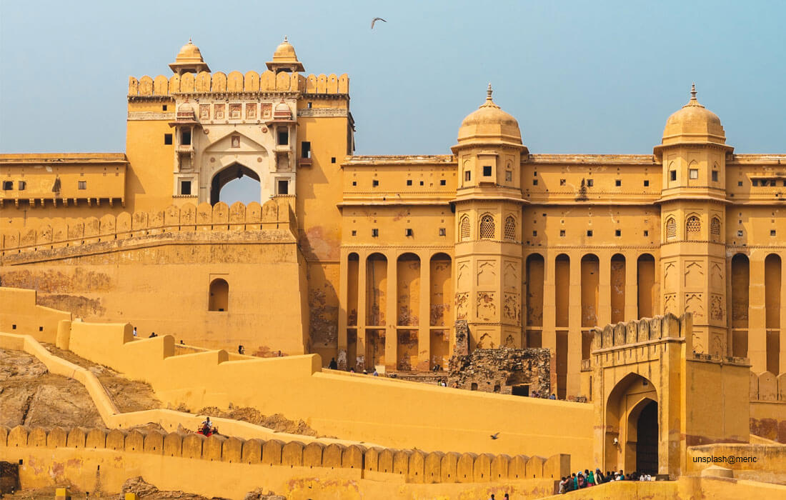 Amer Palace and Fort, Jaipur