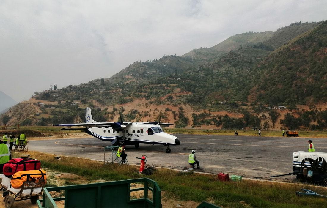 Jomsom Airport