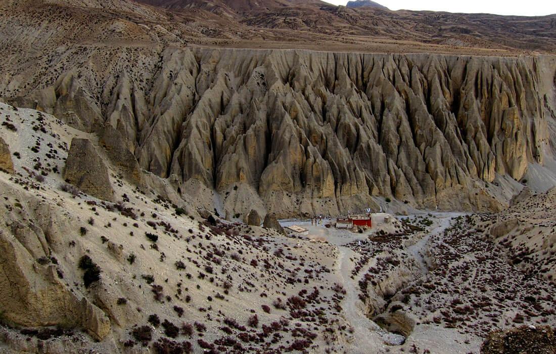 Luri Cave Gompa