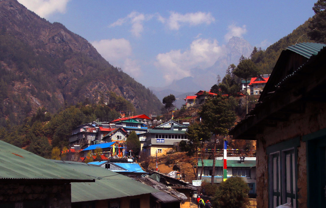 Manjo Village