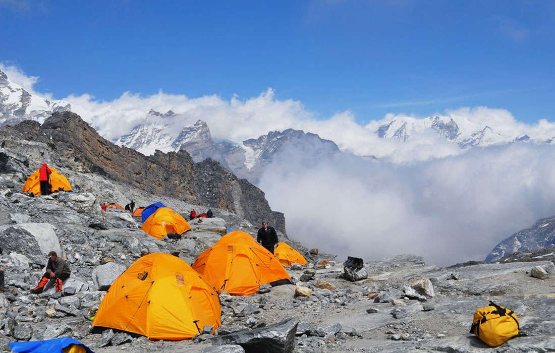 Mera High Camp